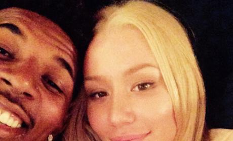 Nick Young: Cheating on Iggy Azalea with Donatella Panayiotou?!