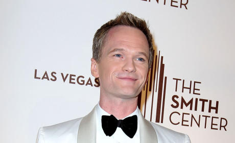 Neil Patrick Harris Steps Between Pregnant Co-Stars