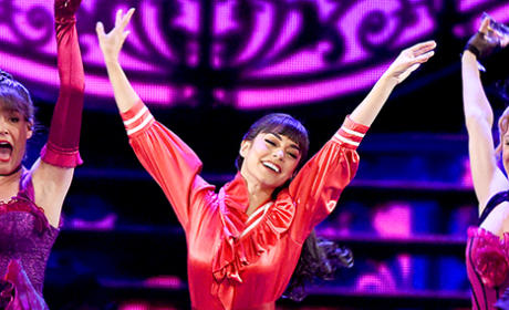 Vanessa Hudgens Performs at Tony Awards: Watch!