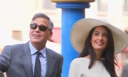 George Clooney and Amal Alamuddin: Officially, 100% Legally Married!