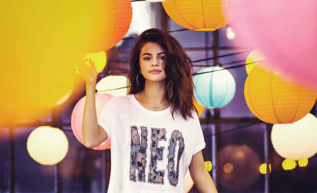 Selena Gomez for Neo