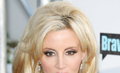 Camille Grammer Won't Shut Up, Attend Kesley's Wedding