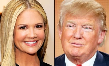 Nancy O'Dell Revealed as Woman in Lewd Donald Trump Tape; Journalist Nearly Fired by Mogul