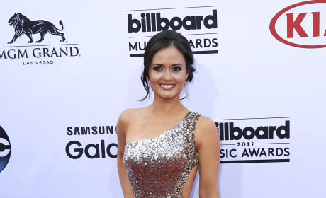 Danica McKellar at Billboard Music Awards
