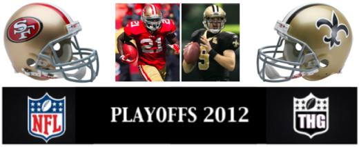 Saints vs. 49ers