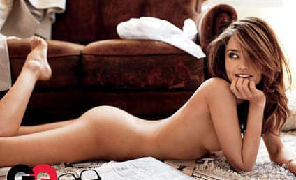 Miranda Kerr: Naked in GQ