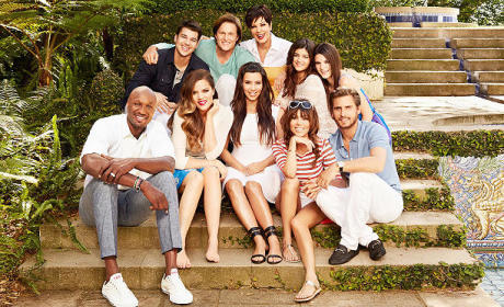 Lamar Odom to Be Featured on Keeping Up with the Kardashians?