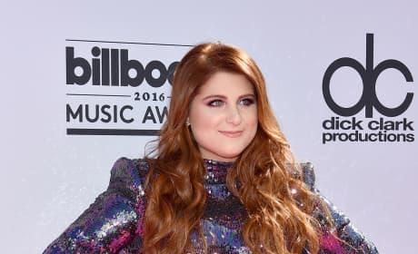 Meghan Trainor at the Billboard Music Awards