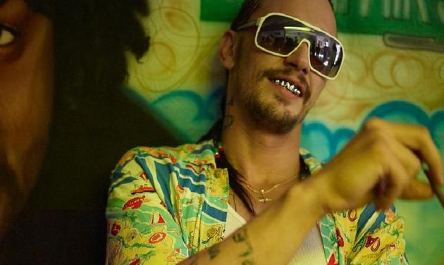 James Franco as Alien in Spring Breakers