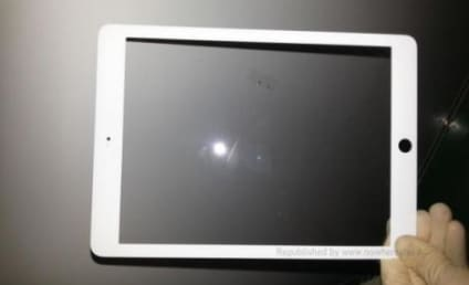 New iPad Photo: Leaked?