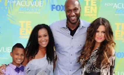 Khloe Kardashian: Blocking Lamar Odom's Kids From Ailing Father?!