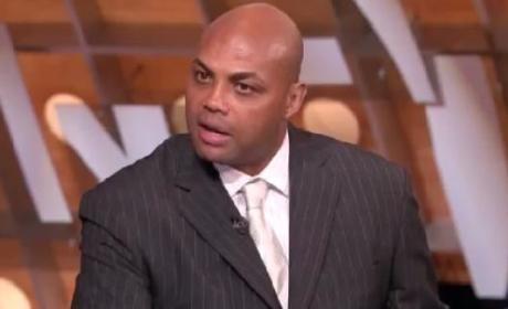 Charles Barkley: Gay Players Were on My Teams, Are on Everyone's Teams!