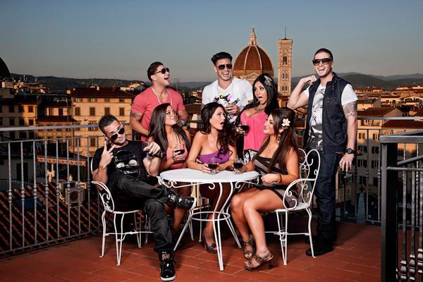 Jersey Shore Cast: Season 4