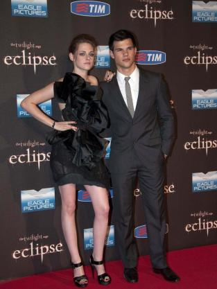 Eclipse Premiere in Rome