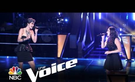 Megan Ruger vs. Audra McLaughlin: 'The Climb' (The Voice)