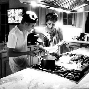Justin Bieber at Home