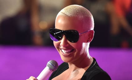 Kim Kardashian: Terrified Amber Rose Will Spill her Sex Secrets?!