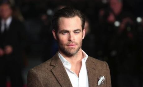 Chris Pine Pleads Guilty to DUI, Has License Suspended