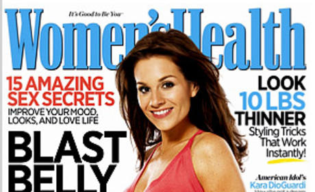 Kara DioGuardi: Bikini Stunt Saved My Job