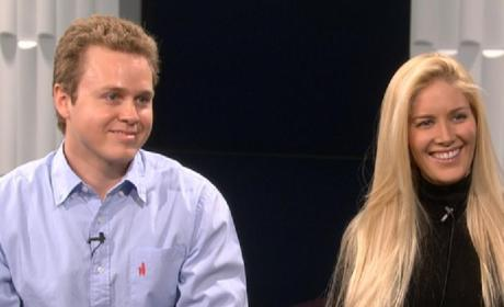 Heidi Montag and Spencer Pratt Interview