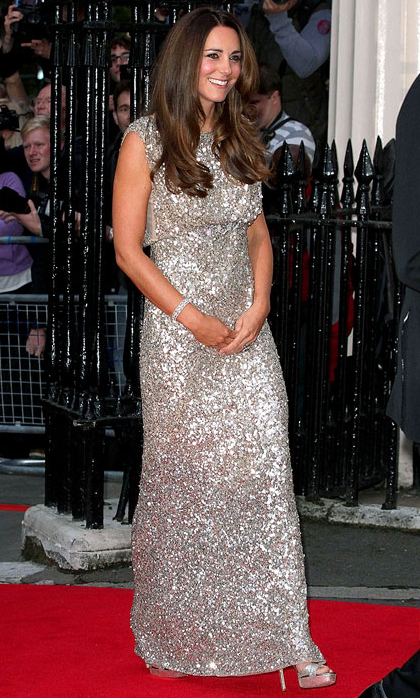Kate Middleton Red Carpet Photo