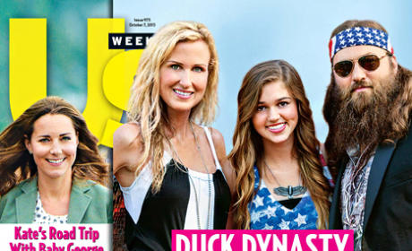 Duck Dynasty Us Weekly Cover