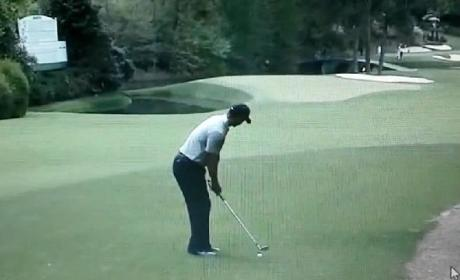 Tiger Woods F-Bomb: Golfer Curses After Merely Half-Decent Shot at Masters