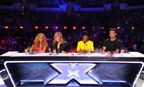 Fox Cancels The X Factor