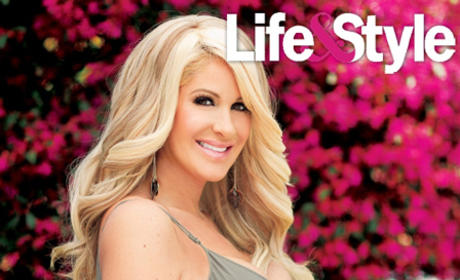 Kim Zolciak in Life & Style