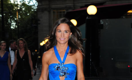 Pippa Middleton: Back Together With James Matthews?