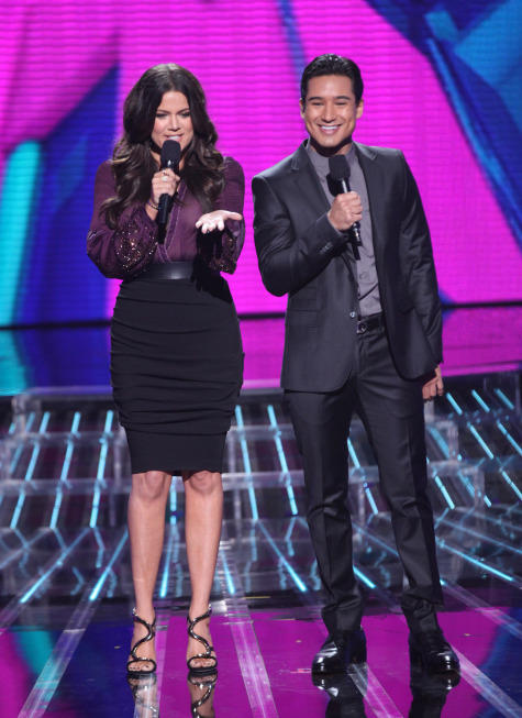 The X Factor Hosts