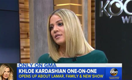 Khloe Kardashian: Rob is FINALLY Taking His Health Seriously!