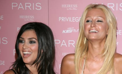 Paris Hilton: I'm Not Jealous of Kim Kardashian! I STARTED Reality TV!