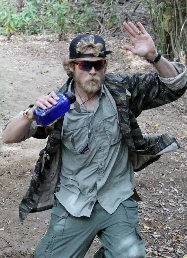 Mountain Man Style