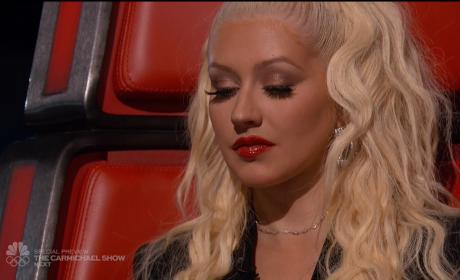 Christina Aguilera: FIRED From The Voice Because of Blake Shelton & Gwen Stefani?