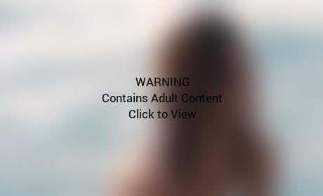 Rihanna in Bikini Picture