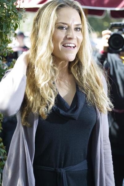 Brooke Mueller in Los Angeles