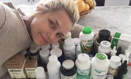 Yolanda Foster Returns From International Stem Cell Treatment, Shares Photo of Many Medications