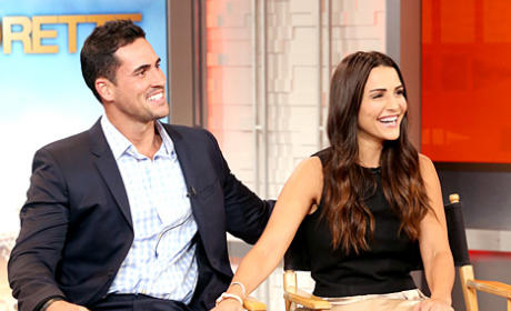 Andi Dorfman and Josh Murray: Moving in Together!!