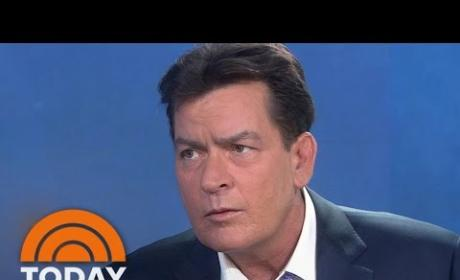 Charlie Sheen HIV Admission: Watch the Interview