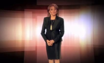 Barbara Walters to Retire in 2012?