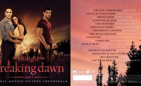Breaking Dawn Soundtrack Artists, Songs: Revealed!