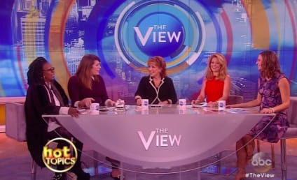 The View Apologizes for Insensitive Eating Disorder Jokes