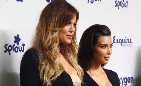 Khloe Kardashian: Involved In Kim Kardashian's Nude Selfie Fight?
