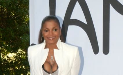 Fit Janet Jackson Shows Off Her Bod