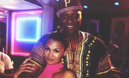 Lamar Odom Finishes Puking, Hits Strip Club