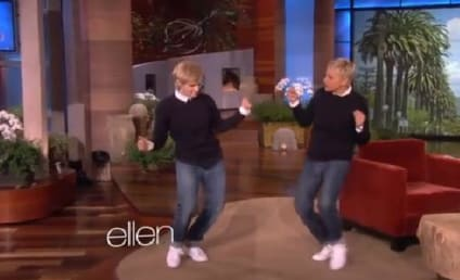 Kate McKinnon Impersonates Ellen ... on Ellen!