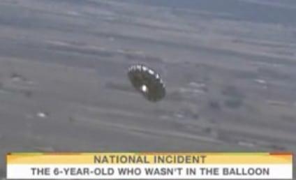 Balloon Boy Throws Up on Today Show; PR Hoax May Make Colorado Taxpayers Do the Same