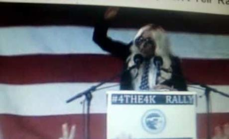 Lady Gaga Rally Speech Part 2