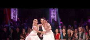 Chris Soules Makes Witney Carson Cry on Dancing With The Stars